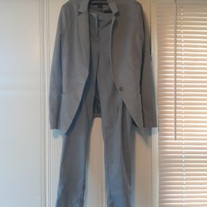 Formal pants suit and jacket
